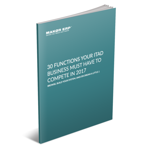 improve your ITAD business and data security